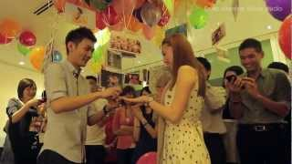 Alvin + Charmaine/ The Marriage Proposal/ 超浪漫感人的求婚记/ EM Vision Studio productions