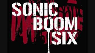 Sonic Boom Six While You Were Sleeping