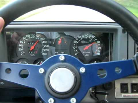 Fiat Panda Turbo 80 160km H Youtube