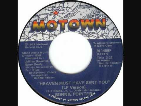 Heaven Must Have Sent You - Bonnie Pointer 1979