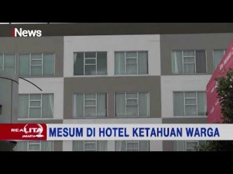 Lupa Tutup Gorden, Pasangan Kekasih yang Asyik Mesum di Hotel jadi Tontonan Warga - Realita 13/01