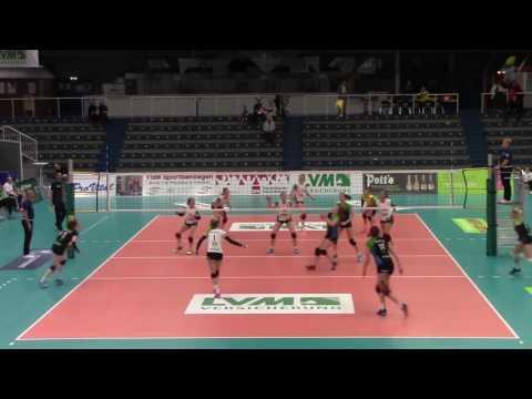 20170121 USC Münster 2   Skurios Volleys Borken