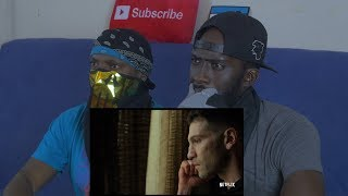 The Punisher Official Trailer 2 Reaction