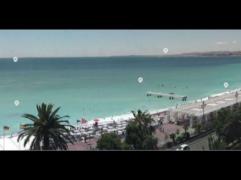 webcams Nice 06 - France