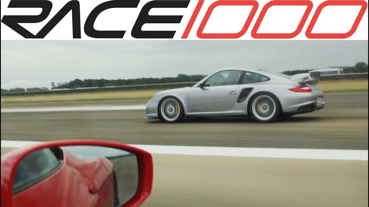 porsche 911 gt2 rs vs ferrari 458 speciale roll race youtube. Black Bedroom Furniture Sets. Home Design Ideas