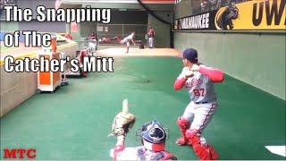 What a Major League Fastball Actually Sounds Like