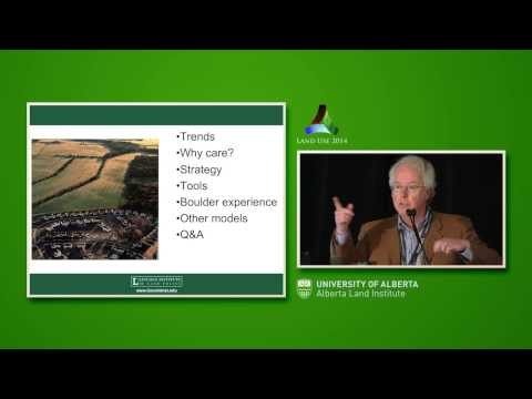 Land Use 2014 - Preserving Agricultural Land by Better Managing Urban Development