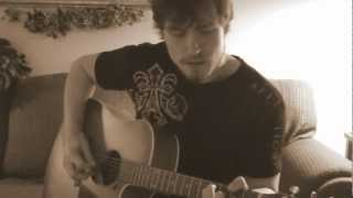 """""""We Found Love""""-Rihanna acoustic cover, ft. Calvin Harris, by David Sizemore"""