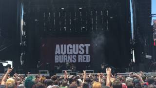 August Burns Red - Intro & Truth of a Liar Rockfest 2017