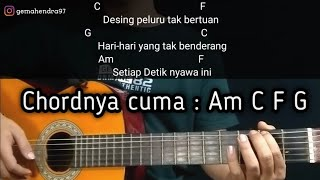 Chord SUNSET DI TANAH ANARKI - Superman Is Dead | Kunci Gitar Mudah