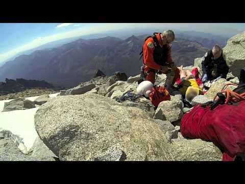 Mt Stuart Search and Rescue Operation