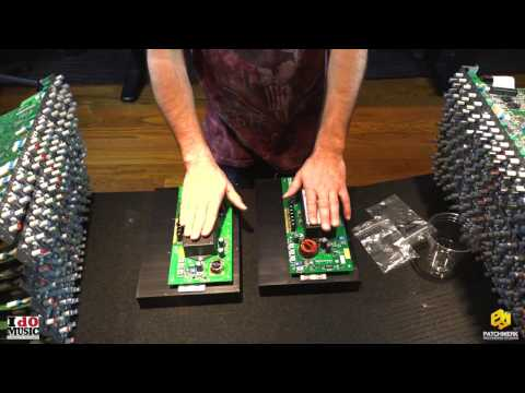 Engineer's Corner: Installing New Power Supply on SSL Duality Console