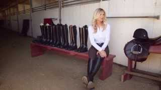 How To Clean Riding Boots - Ariat Presents