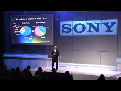 Sony Entertainment Investor Day (8) Recorded Music