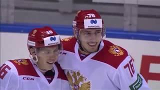 "Sochi Hockey Open 2018. ХК ""Сочи"" - Олимпийская сборная России - 3:4. Видеообзор"