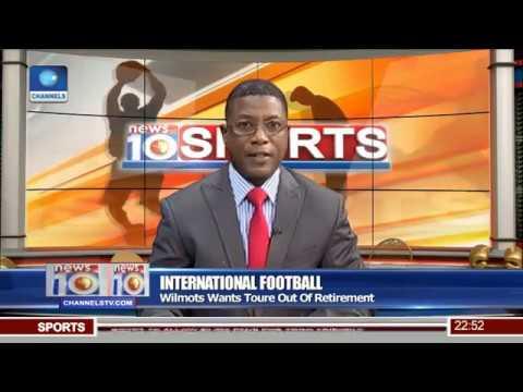 News@10: FG To Use Akwa Ibom Sports Festival For Talent Development 23/03/17 Pt.4