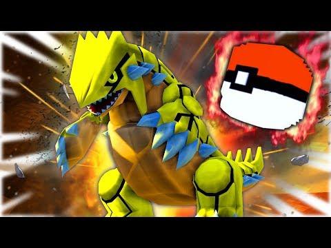 """Minecraft Pixelmon Island - """"LET'S GO GROUDON!"""" - Minecraft Pokemon Mod"""