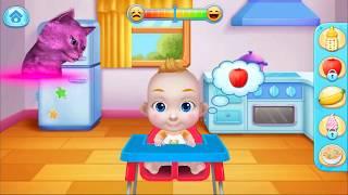 BOSS BABY 2 ИГРА для ДЕТЕЙ говорящий КОТЕНОК АБИ играет ДЕТСКИЙ ЛЕТСПЛЕЙ