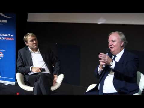 [Matinale des Travaux Publics] Denis Kessler (Scor) - 19/11/2014