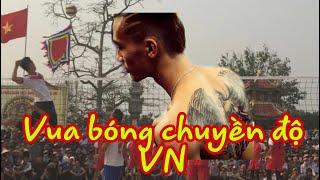 Lý do Khanh Supper trở thành huyền thoại bóng chuyền độ Việt Nam
