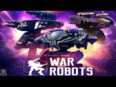 """The """"EndGame"""" AvengersWR Trailer 2019  War Robots"""