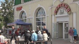 Выставка-продажа рыбных деликатесов Сахалина и Камчатки