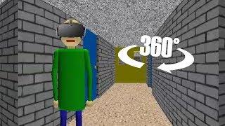 Baldi's Basics in 360/VR