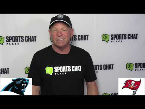 Carolina Panthers at Tampa Bay Buccaneers Sunday 9/20/20  NFL Picks & Predictions  Sports Chat Place