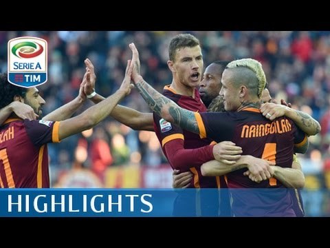 Udinese - Roma  1-2 - Highlights - Matchday 29 - Serie A TIM 2015/16