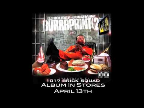 Download Gucci Mane - The Burrrprint 2HD - Shining for No Apparent Reason (Track Preview)