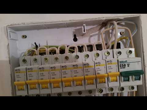 7 основных моментов при установке электрощитка