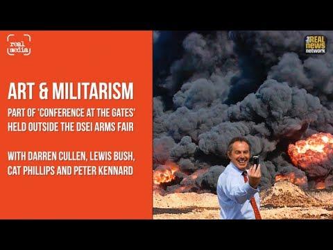 Real Media: Art & Militarism