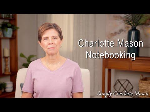 Charlotte Mason Notebooking