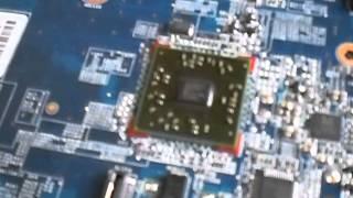 прогрев видео чипа ноутбука hp g62