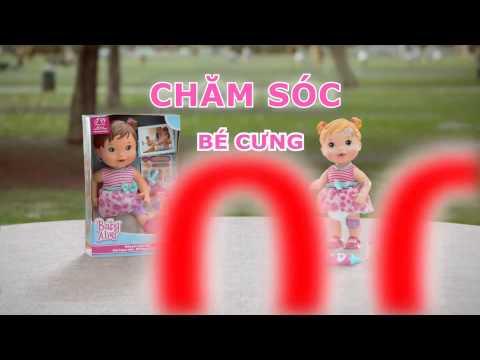 Baby Alive Cham Soc Be Cung LAZADA Vietnam