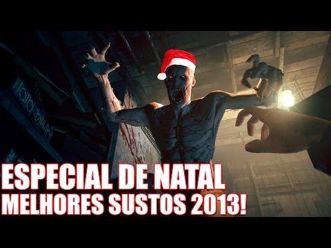 ESPECIAL DE NATAL: MELHORES SUSTOS DE 2013!