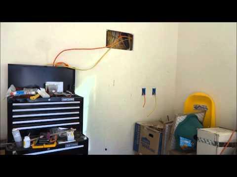 hook up garage