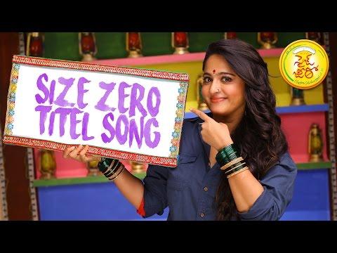 Size Zero Title Song || Arya, Anushka Shetty, Sonal Chauhan || M.M. Keeravaani -FirstShow.in