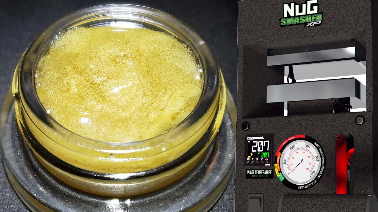 What Is Rosin? The Cannabis Concentrate Everyone Is Talking About