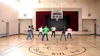 Chi Balla, Line Dance,-polka 2-24-2012