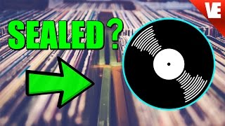RECORDS: Buying SEALED Vinyl - Pros and Cons