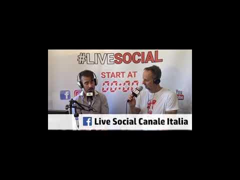 Intervista radio canale Italia Lorenzo Dri  instagram