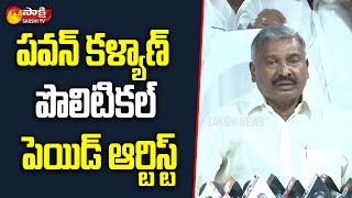 Minister Peddireddy Ramachandra Reddy Challenge to Chandrababu Over Tirupati Election Results