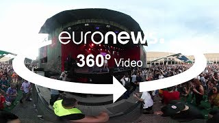 Sonar Festival's endless electrical energy thumbnail