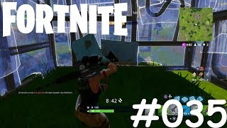 Let's Play Fortnite #035 [Deutsch] [HD] [XBOX ONE] - Auf XBOX bin ich besser