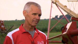Soybean farmer calls Trump\'s $12 billion bailout a \