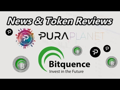 Pura & Bitquence Top Coins and Tokens 4 November