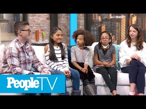 Real-Life 'Wonder' Kids Share How They Want To Be Seen For Who They 'Really [Are] Inside' | PeopleTV