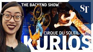 Running away to Cirque du Soleil? | The Backend Show | ST