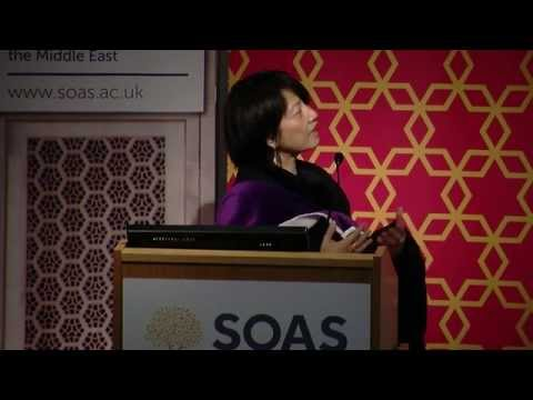 Prof Wen-chin Ouyang: The Curious Life of Objects in the Arabian Nights, SOAS, University of London